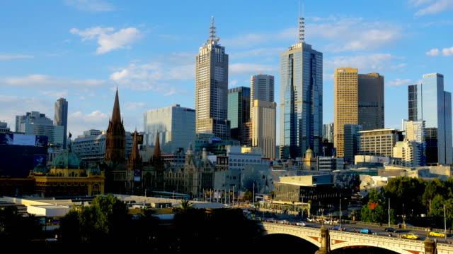 melbourne, australia - downtown stock videos & royalty-free footage