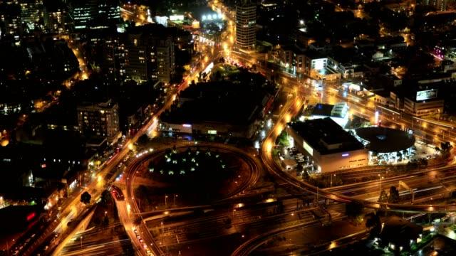 melbourne city(establishing shot) - light trail stock videos & royalty-free footage