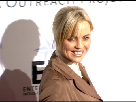 melissa george at the amped for africa preoscar benefit hosted by charlize theron at republic restaurant in los angeles california on march 2 2006 - melissa george stock videos & royalty-free footage