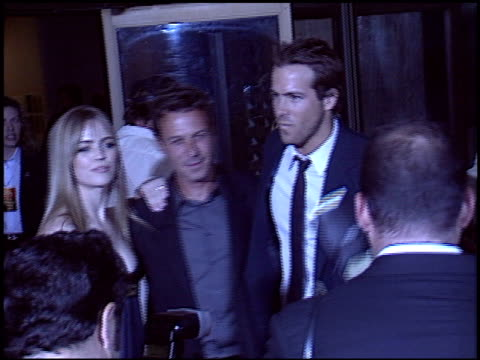 melissa george at the premiere of 'the amityville horror' at arclight cinemas in hollywood california on april 7 2005 - melissa george stock videos & royalty-free footage