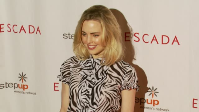 stockvideo's en b-roll-footage met melissa george at the step up women's network inspiration awards at the beverly wilshire hotel in beverly hills california on april 20 2007 - women's image network awards