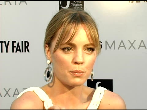 melissa george on what she loves about max azria's designs is that they are timeless and on her projects including one shooting in brazil with josh... - melissa george stock videos & royalty-free footage