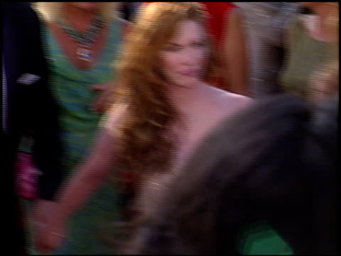 melissa gilbert at the 2003 emmy awards at the shrine auditorium in los angeles, california on september 21, 2003. - melissa gilbert stock videos & royalty-free footage