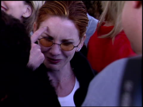 melissa gilbert at the independent spirit awards on march 23, 2002. - melissa gilbert stock videos & royalty-free footage