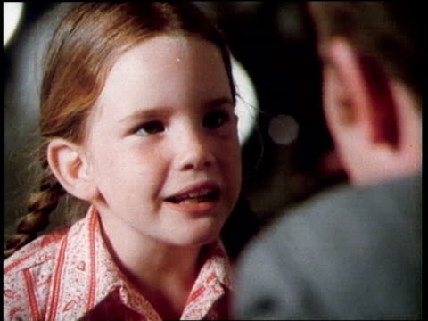 melissa gilbert in crest toothpaste commercial - melissa gilbert stock videos & royalty-free footage