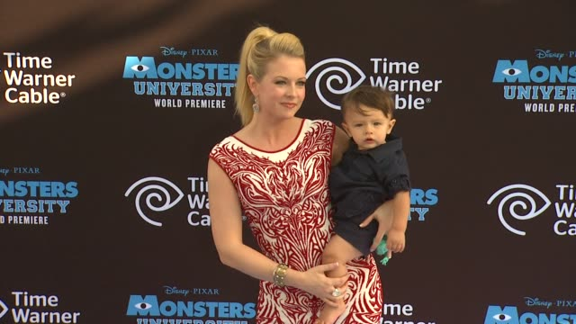 Melissa Joan Hart at Monsters University World Premiere on 6/17/13 in Los Angeles CA