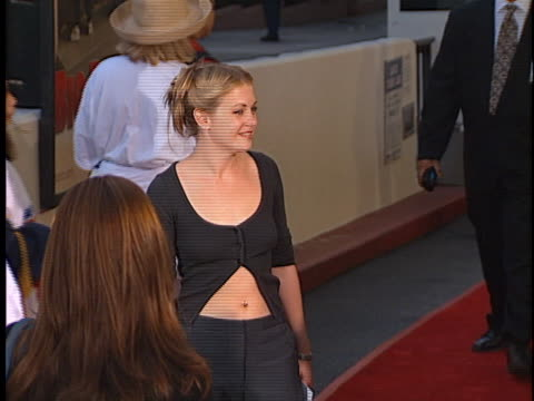 Melissa Joan Hart at the Big Daddy Premiere at Avco Theater Westwood in Westwood CA