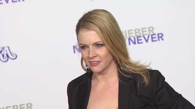 Melissa Joan Hart at the 'Justin Bieber Never Say Never' Premiere at Los Angeles CA