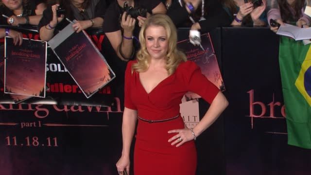 Melissa Joan Hart at the The Los Angeles Premiere Of 'The Twilight Saga Breaking Dawn Part 1' at Los Angeles CA
