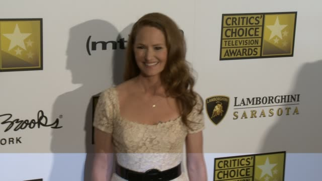 Melissa Leo at Broadcast Television Journalists Association's 3rd Annual Critics' Choice Television Awards on 6/10/2013 in Beverly Hills CA