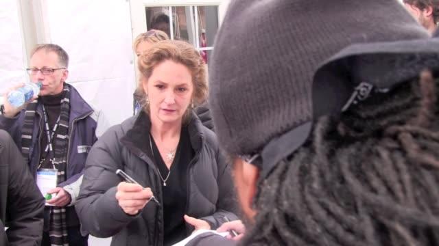 stockvideo's en b-roll-footage met melissa leo at the 2012 sundance film festival in park city, utah, on 1/23/2012 - sundance film festival