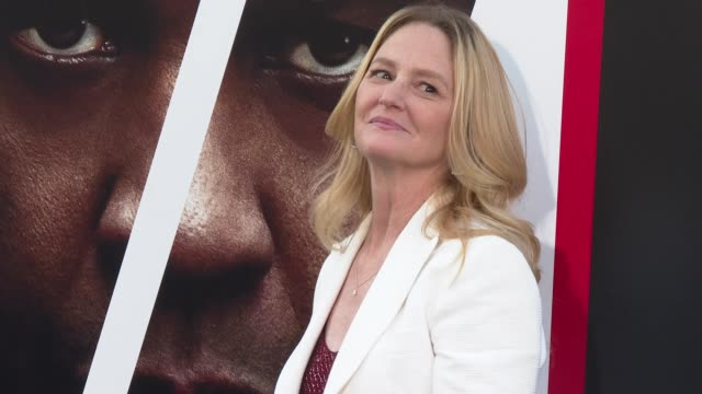 Melissa Leo at the 'The Equalizer 2' Premiere at TCL Chinese Theatre on July 17 2018 in Hollywood California