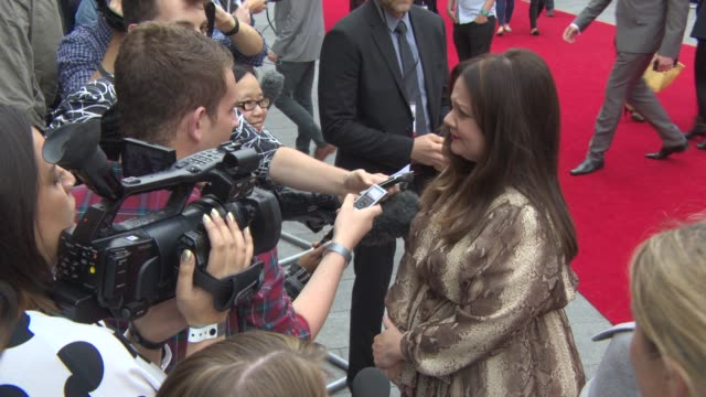 Melissa McCarthy at 'Spy' Premiere at Odeon Leicester Square on May 27 2015 in London England