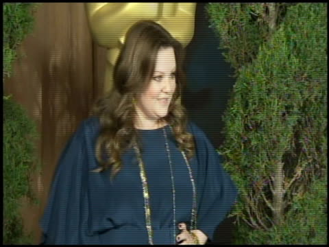Melissa McCarthy at the 84th Academy Awards Nominations Luncheon in Beverly Hills CA on 2/6/12