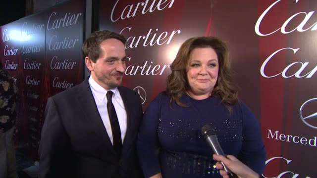 Melissa McCarthy on how it feels to be part of the Palm Springs International Film Festivalat The 23rd Annual Palm Springs International Film...
