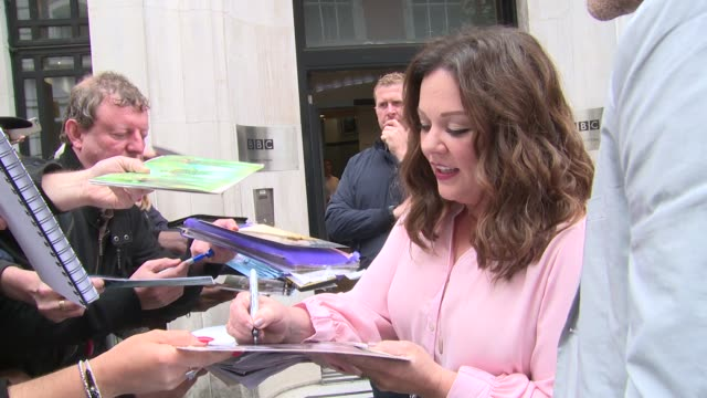 Melissa McCarthy on June 17 2016 in London England