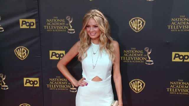 Melissa Ordway at 42nd Annual Daytime EMMY Awards at Warner Bros Studios on April 26 2015 in Burbank California