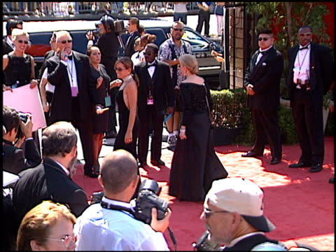 Melissa Rivers at the 1999 Emmy Awards at the Shrine Auditorium in Los Angeles California on September 12 1999
