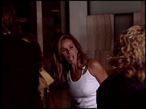 vídeos y material grabado en eventos de stock de melissa rivers at the cellular premiere at arclight cinemas in hollywood, california on september 9, 2004. - arclight cinemas hollywood