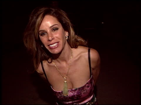 melissa rivers at the clive davis' 2004 american music awards party on november 14, 2004. - clive davis stock videos & royalty-free footage
