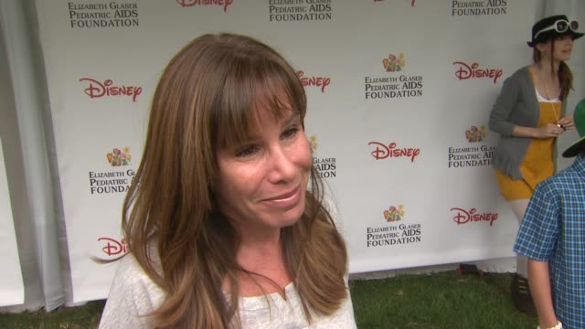 Melissa Rivers on how she feels to be at the 22nd Annual Time for Heroes Celebrity Picnic why she wanted to come and support why she comes to this...