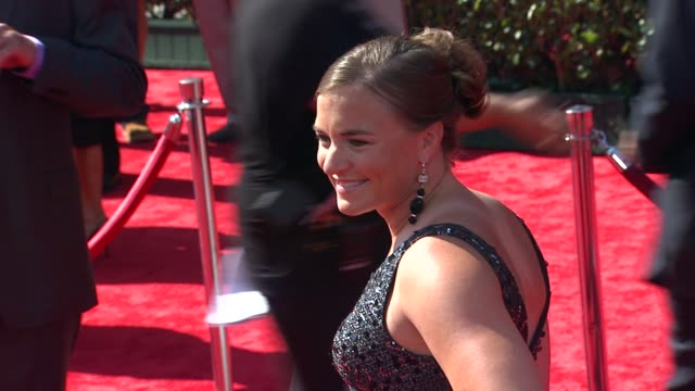 melissa stockwell at the 2011 espy awards at los angeles ca - ストックウェル点の映像素材/bロール