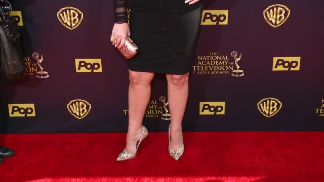 Melody Thomas Scott at 42nd Annual Daytime EMMY Awards at Warner Bros Studios on April 26 2015 in Burbank California
