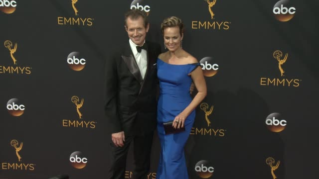 melora hardin at 68th annual primetime emmy awards - arrivals in los angeles, ca 9/18/16 - melora hardin stock videos & royalty-free footage