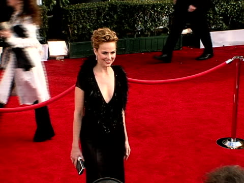 melora hardin at the 14th annual screen actors guild awards at los angeles ca. - melora hardin stock videos & royalty-free footage
