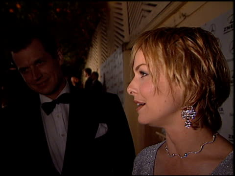melora hardin at the 2001 academy awards - red carpet and spago party at the shrine auditorium in los angeles, california on march 25, 2001. - melora hardin stock videos & royalty-free footage