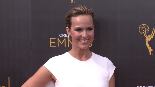 melora hardin at the 2016 creative arts emmy awards - day 1 - arrivals at microsoft theater on september 10, 2016 in los angeles, california. - melora hardin stock videos & royalty-free footage