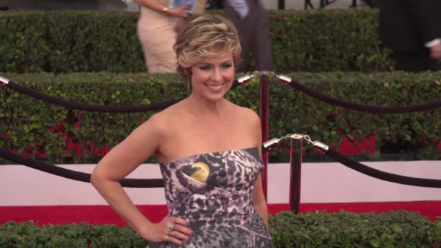 melora hardin at the 22nd annual screen actors guild awards - arrivals at the shrine auditorium on january 30, 2016 in los angeles, california. 4k... - melora hardin stock videos & royalty-free footage