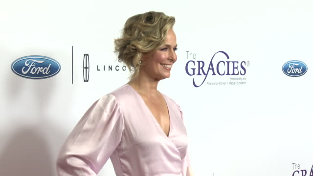 melora hardin at the 44th annual gracie awards in los angeles, ca 5/21/19 - melora hardin stock videos & royalty-free footage