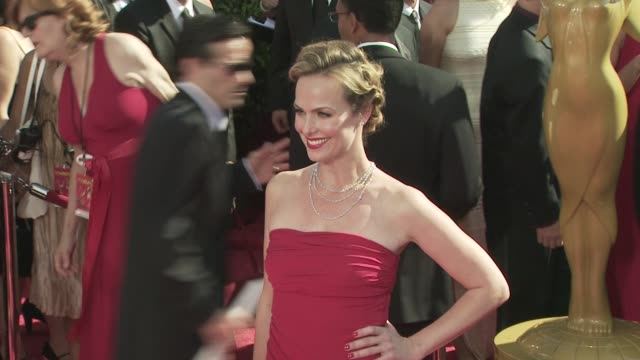 melora hardin at the 60th primetime emmy awards at los angeles ca. - melora hardin stock videos & royalty-free footage