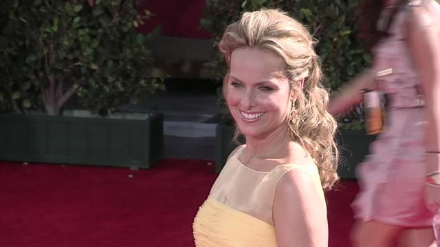 melora hardin at the 61st annual primetime emmy awards - arrivals part 3 at los angeles ca. - melora hardin stock videos & royalty-free footage