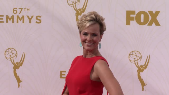 melora hardin at the 67th annual primetime emmy awards at microsoft theater on september 20, 2015 in los angeles, california. - melora hardin stock videos & royalty-free footage