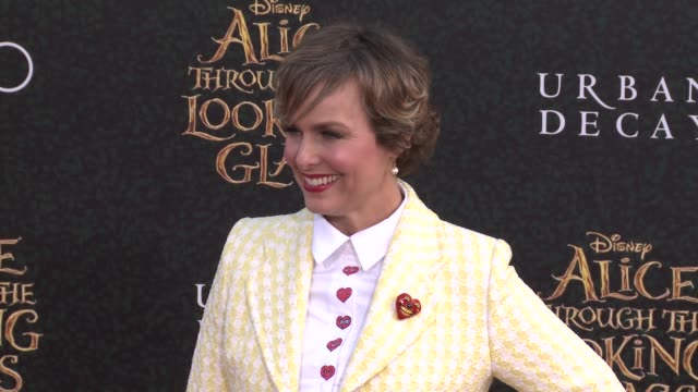 "melora hardin at the ""alice through the looking glass"" los angeles premiere at the el capitan theatre on may 23, 2016 in hollywood, california. - melora hardin stock videos & royalty-free footage"