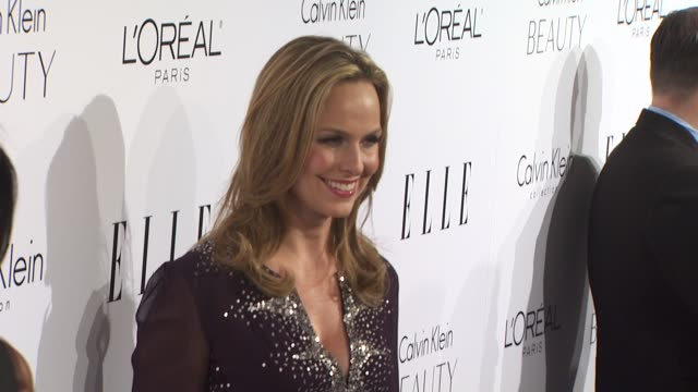 melora hardin at the elle magazine's 17th annual women in hollywood celebration at beverly hills ca. - melora hardin stock videos & royalty-free footage