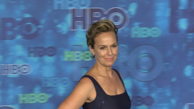 melora hardin at the hbo's post emmy awards reception - arrivals at the plaza at the pacific design center on september 18, 2016 in los angeles,... - melora hardin stock videos & royalty-free footage