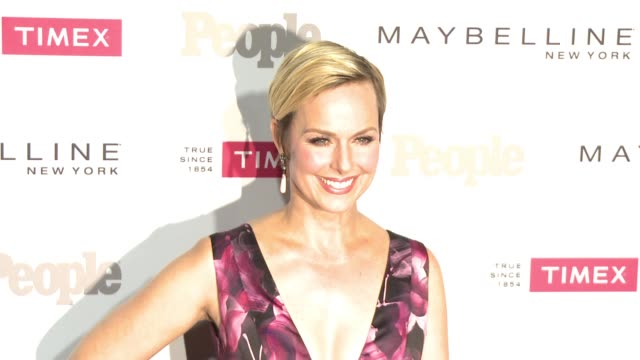 "melora hardin at the people magazine's ""one's to watch"" celebration at ysabel on september 16, 2015 in west hollywood, california. - melora hardin stock videos & royalty-free footage"
