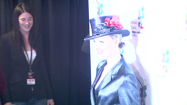 melora hardin at the the rocky horror picture show 35th anniversary to benefit the painted turtle at los angeles ca. - melora hardin stock videos & royalty-free footage