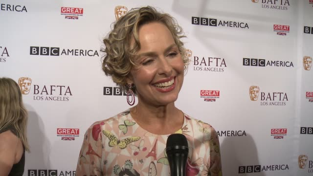 melora hardin on being at the event at the bbc america bafta los angeles tv tea party 2016 at the london hotel on september 17, 2016 in west... - melora hardin stock videos & royalty-free footage