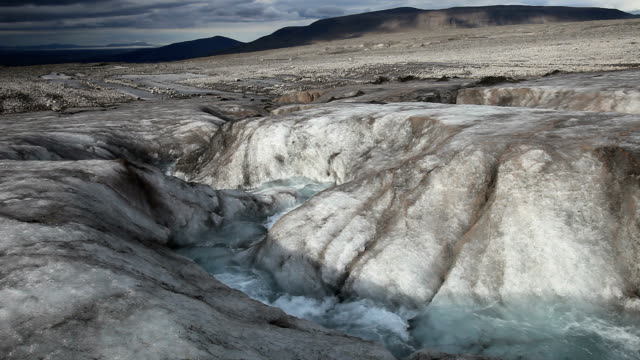 melt water - icecap stock videos and b-roll footage