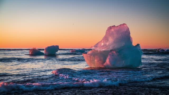 Schmelzen Eisberge