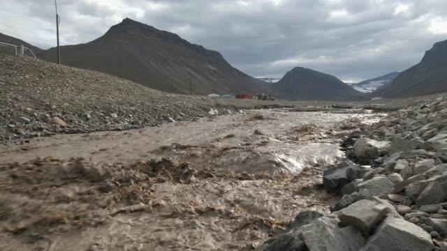 NOR: Summer Heat Wave Hits Svalbard Archipelago, Far North Of The Arctic Circle