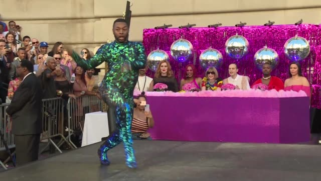 NY: Vogueing takes to the Met in celebration of LGBT Pride Month