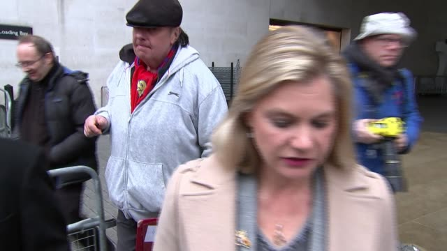 Members of Social Mobility Commission resign over lack of progress BBC Broadcasting House EXT Justine Greening MP interview as along SOT