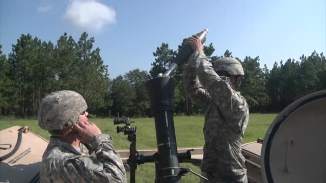 Members of the 2198th Combined Arms Battalion spend two weeks at Camp Shelby Joint Forces Training Center conducting annual training After days of...