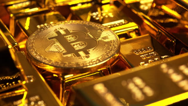 Memorial bitcoin among gold bars Bitcoin is a worldwide digital currency that isn't controlled by a central authority such as a government or bank