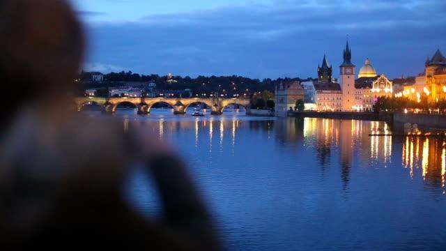 Minnen i Prag
